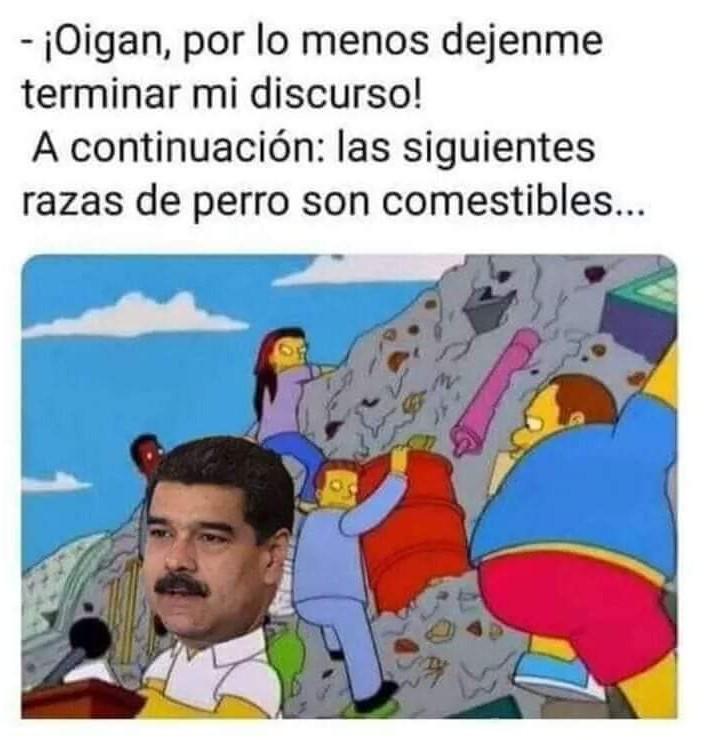Maduro chino, Maduro Chino - meme