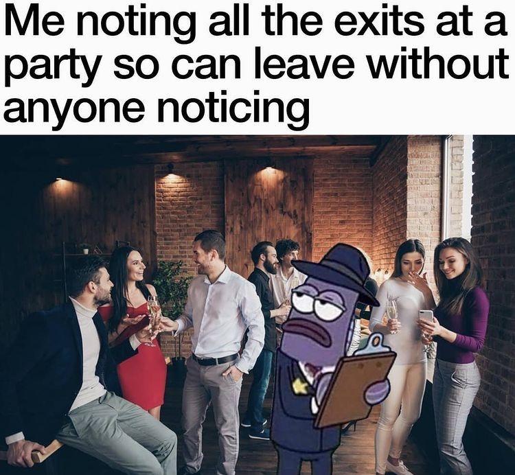 escape - meme