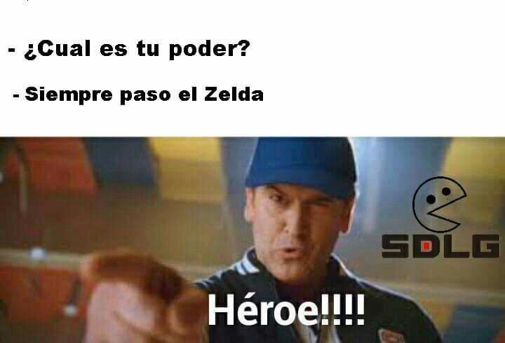Heroe !!! - meme