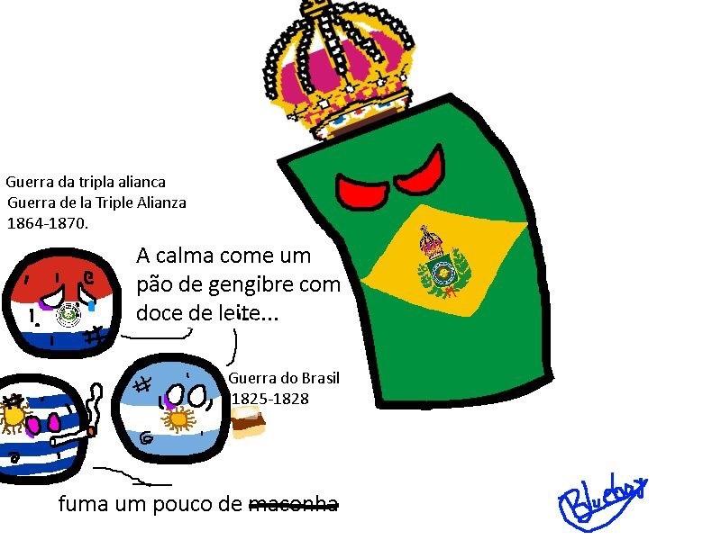 BrasilBall Império puto - meme