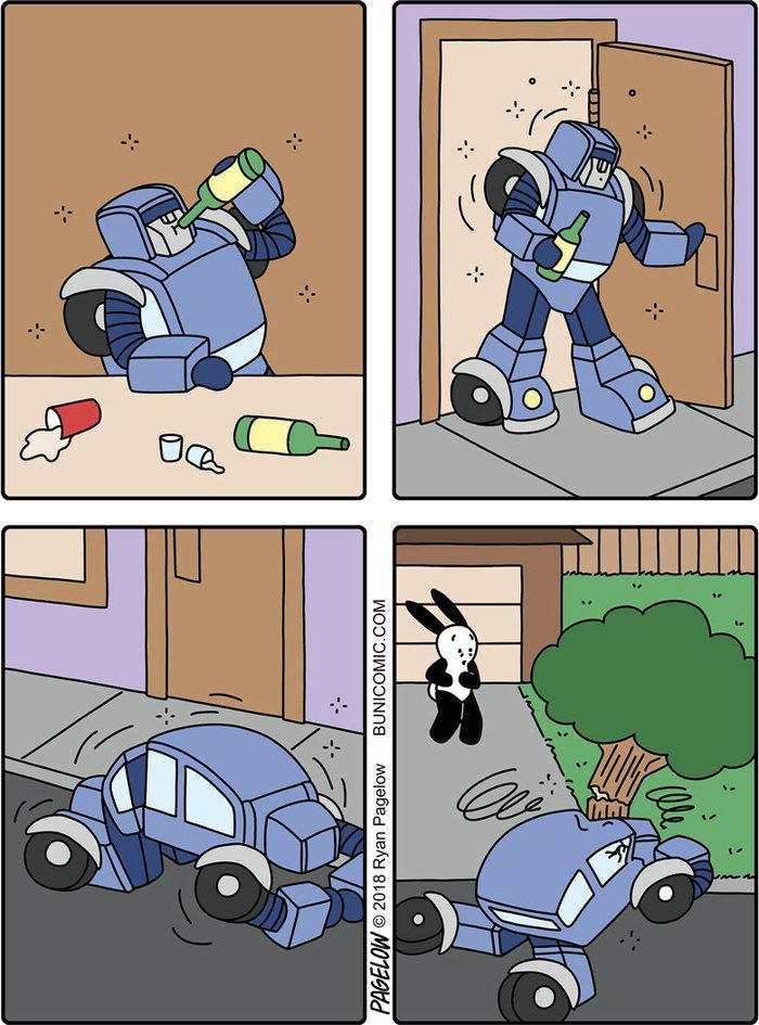 Drunkformers - meme