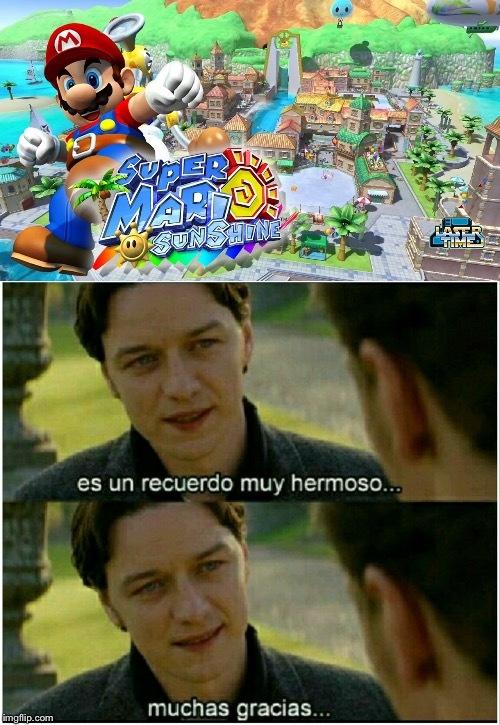 Para los fans de Nintendo - meme
