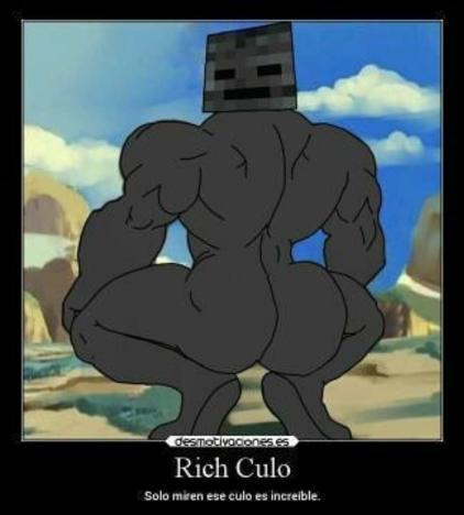 Rich Culo - meme