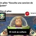 El rock es cultura