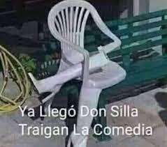 Don silla - meme