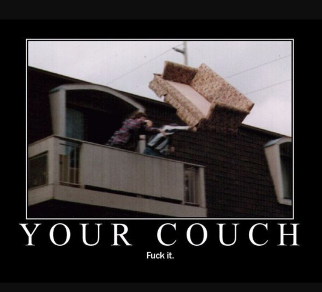 Couch - meme