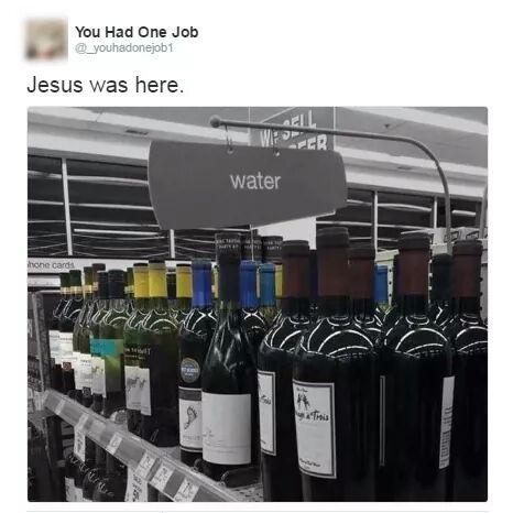 Jésus ! - meme