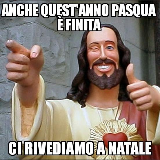 Ciao ciao chiesa - meme