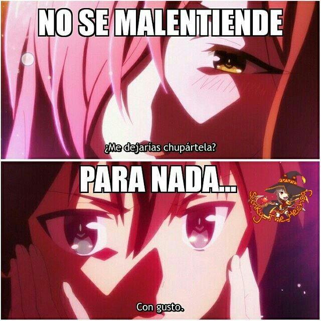 Anime: Konosuba - meme
