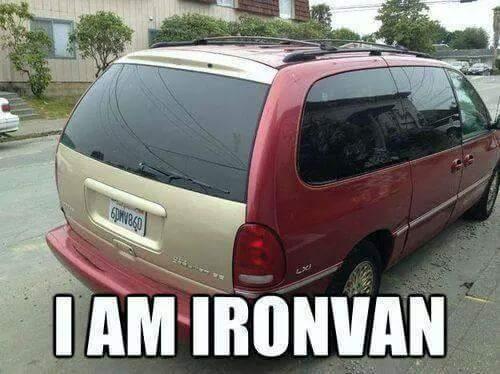 Ironvan - meme