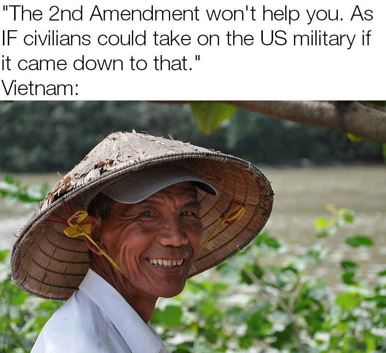 2nd Amendment - meme