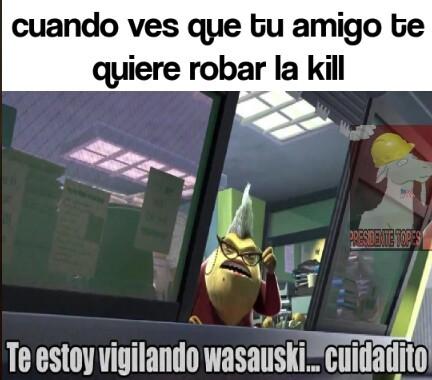 Cuidadito prro >:v - meme