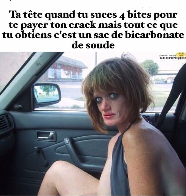 bicarbonate de doude - meme