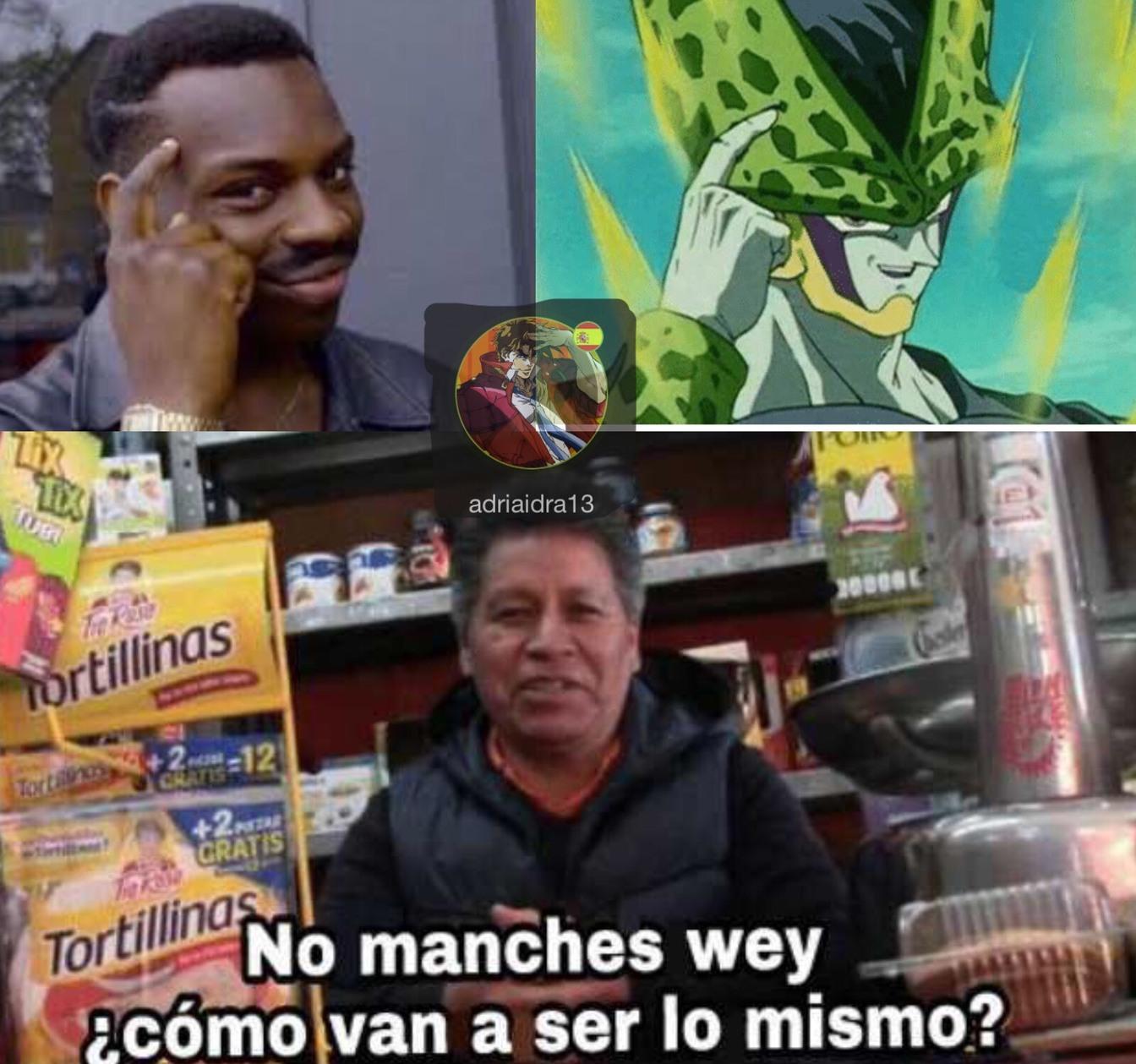 no Mamés - meme