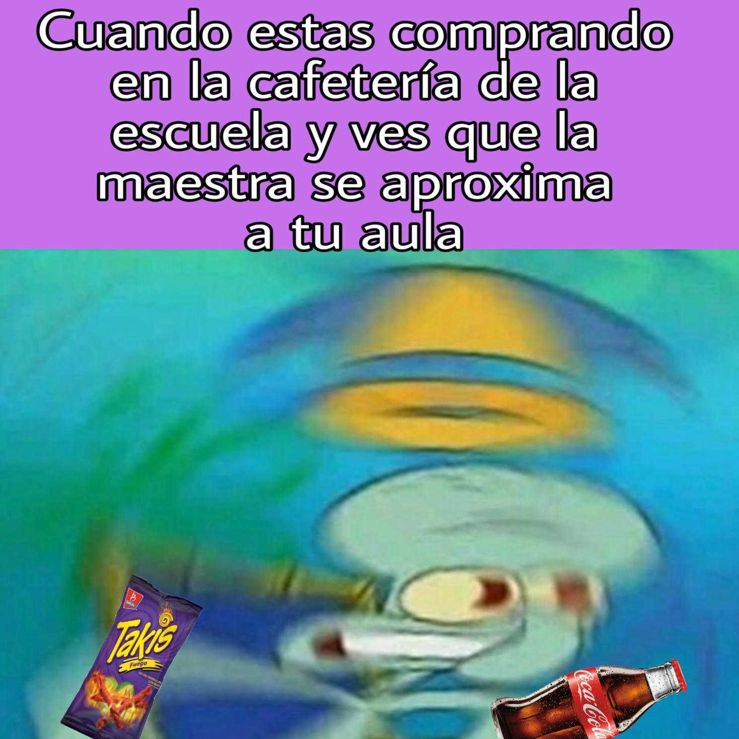 ¡CORRE! - meme