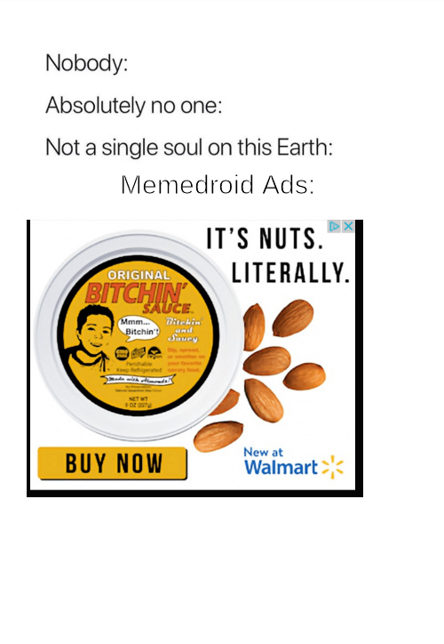 I just got this Ad - meme