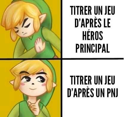 Un petit meme sur Mario.