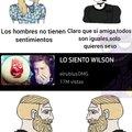 Pobre Wilson :(