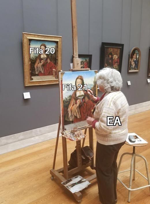 É a mesma coisa - meme
