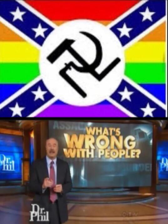 Mother Russia + Nazi Germany - meme