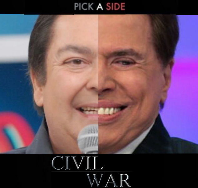 Guerra Civil - meme