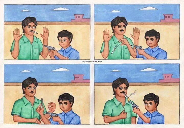 Comic name: Ideal boy - meme