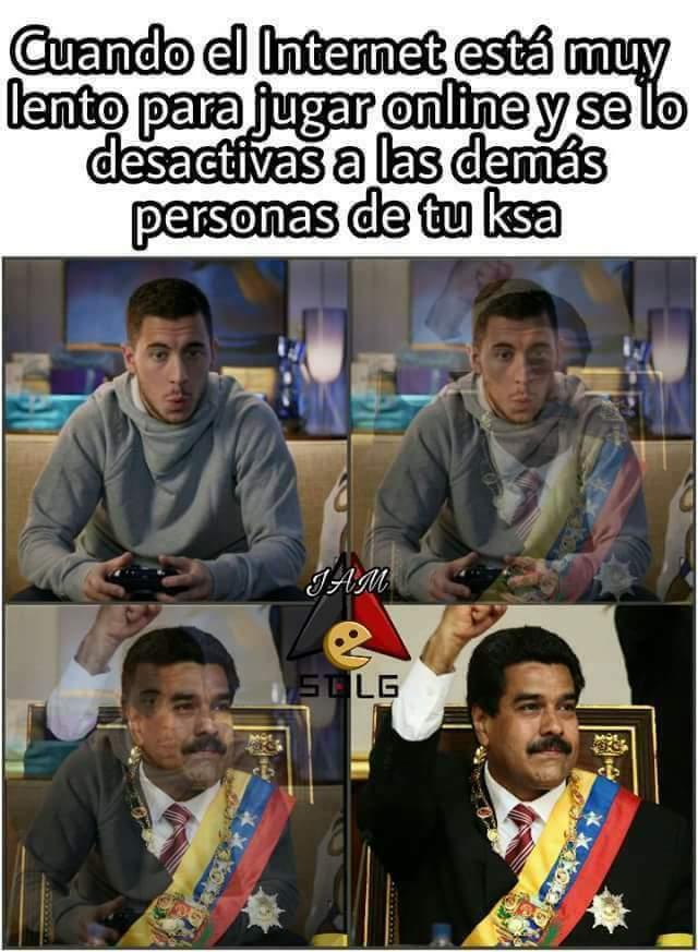 Dictadura - meme
