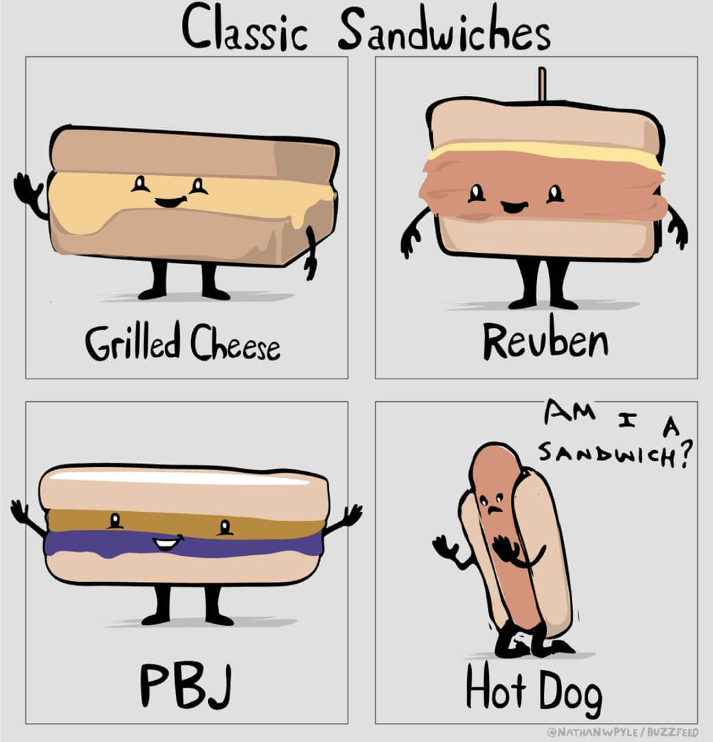 Sandwiches - meme