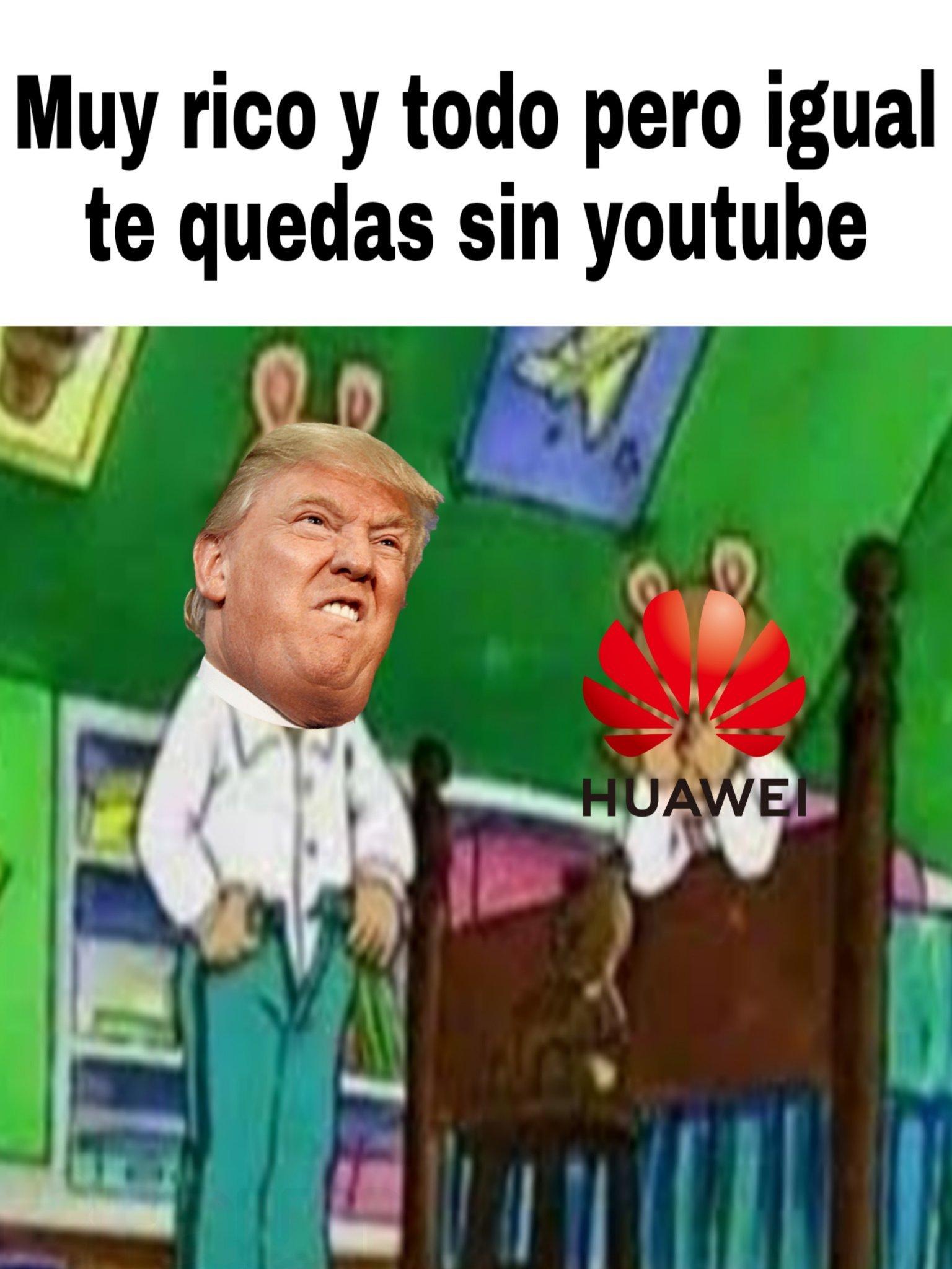 Pinche trump - meme