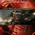 Thanos and WW3