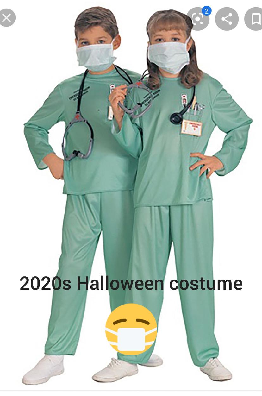 2020 Haloween - meme