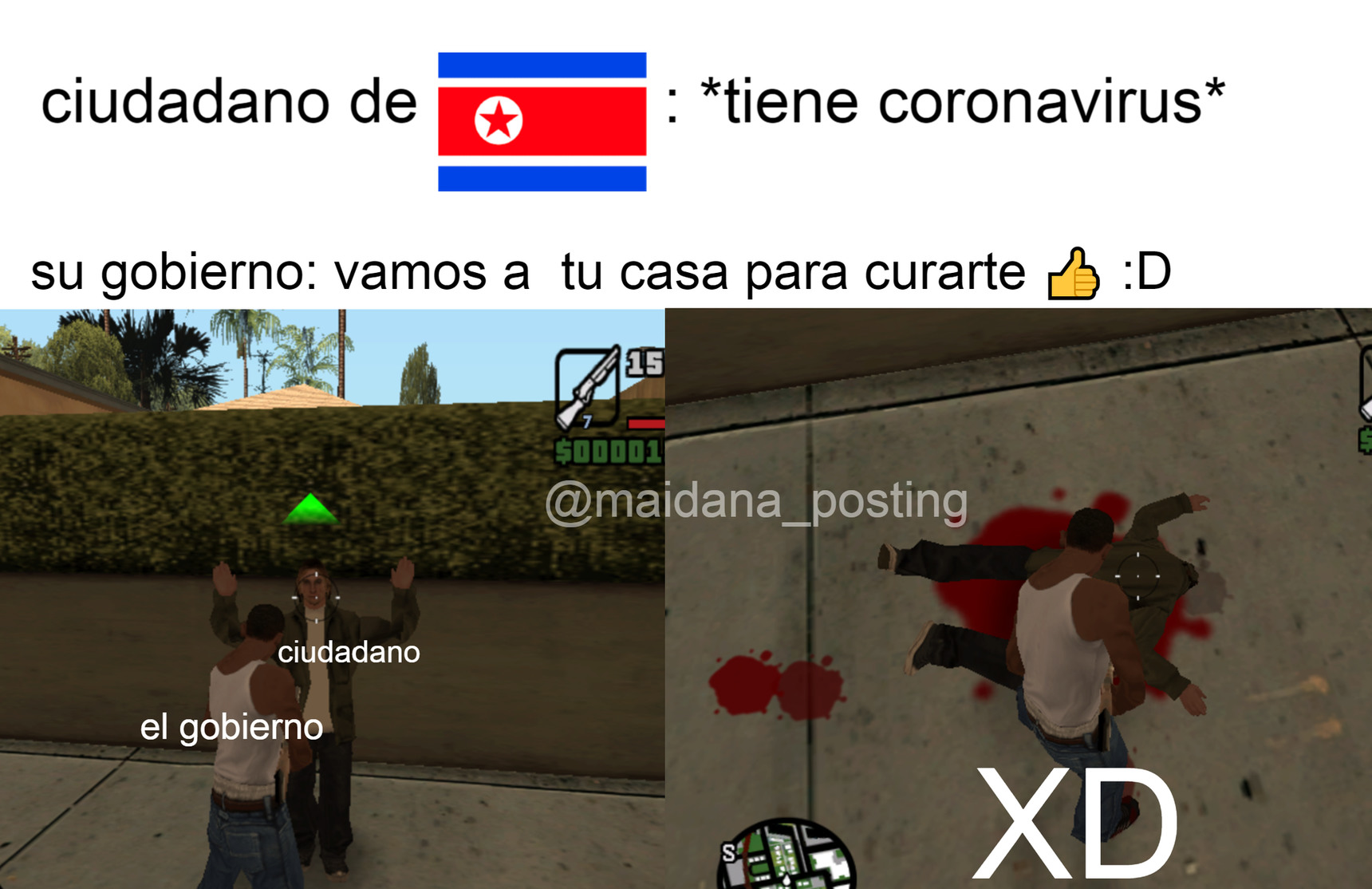 VAMO A CURARTE :D - meme