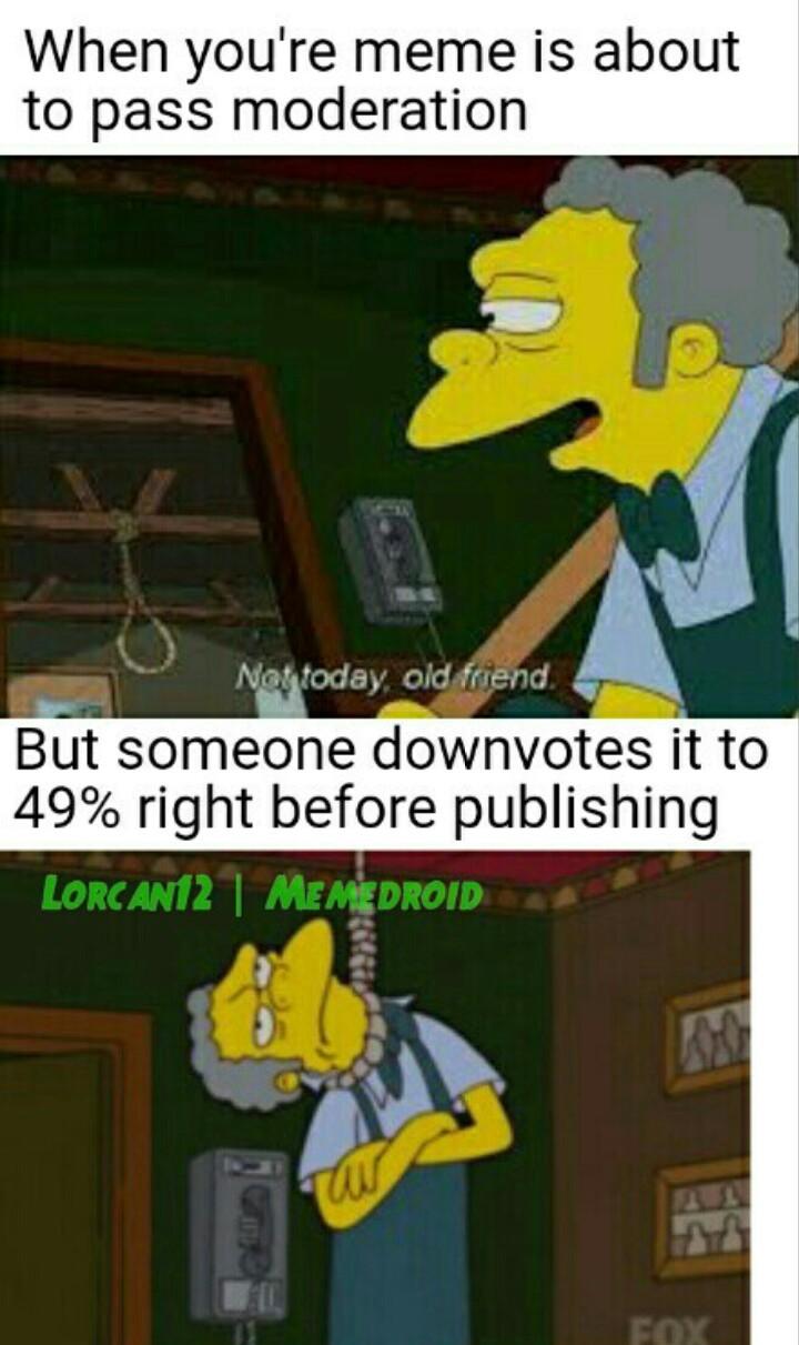 Moderator Trolls - meme