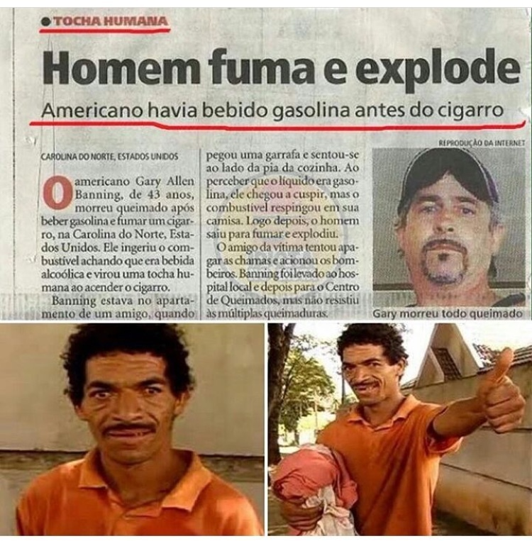 explosão de preços Petrobras - meme
