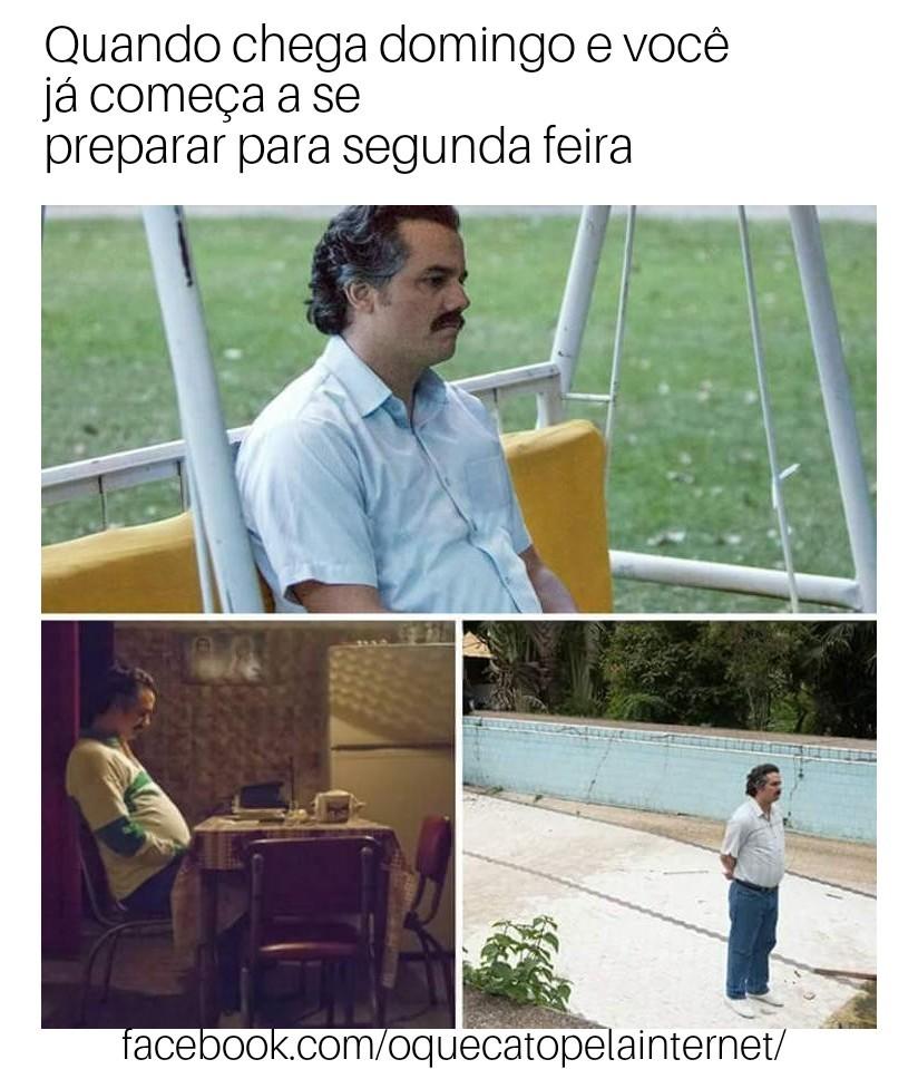Domingo - meme