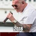 Los años no pasan en vano :(