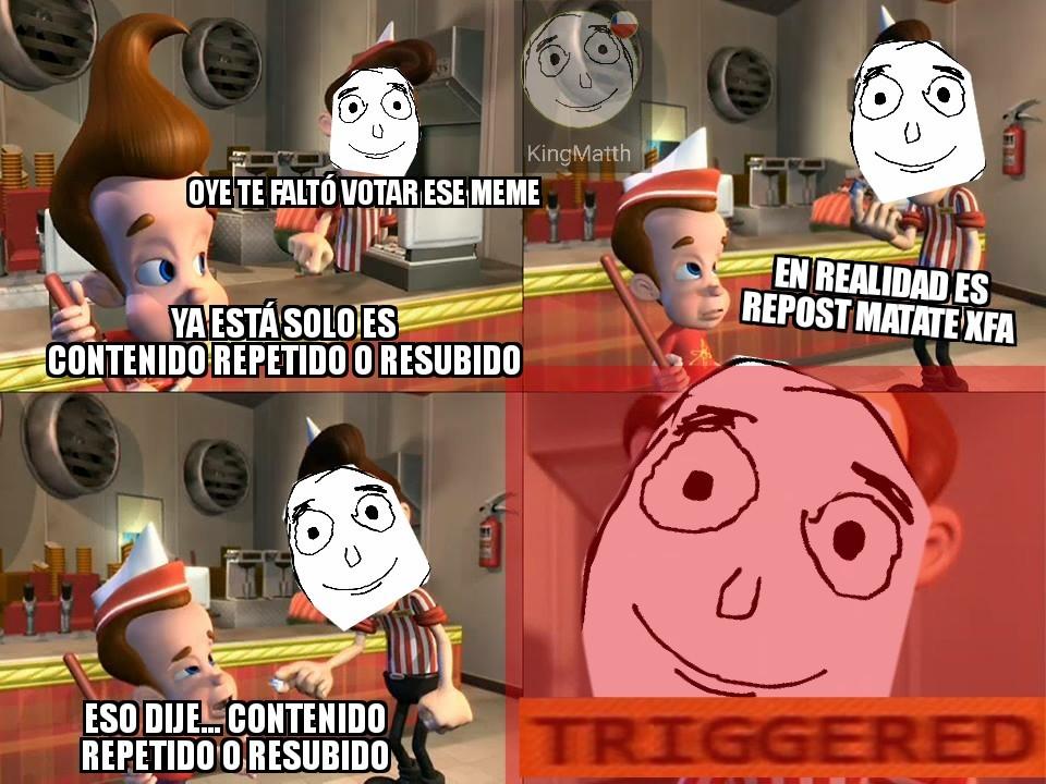 Mi primer meme EN ESTA CUENTA MUAJAJAJJAJAJAJAJA ;)
