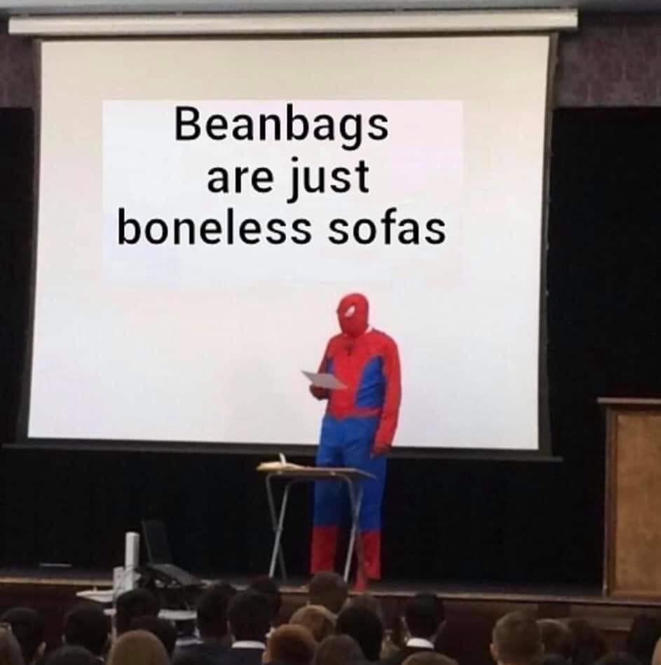 BONELESS - meme