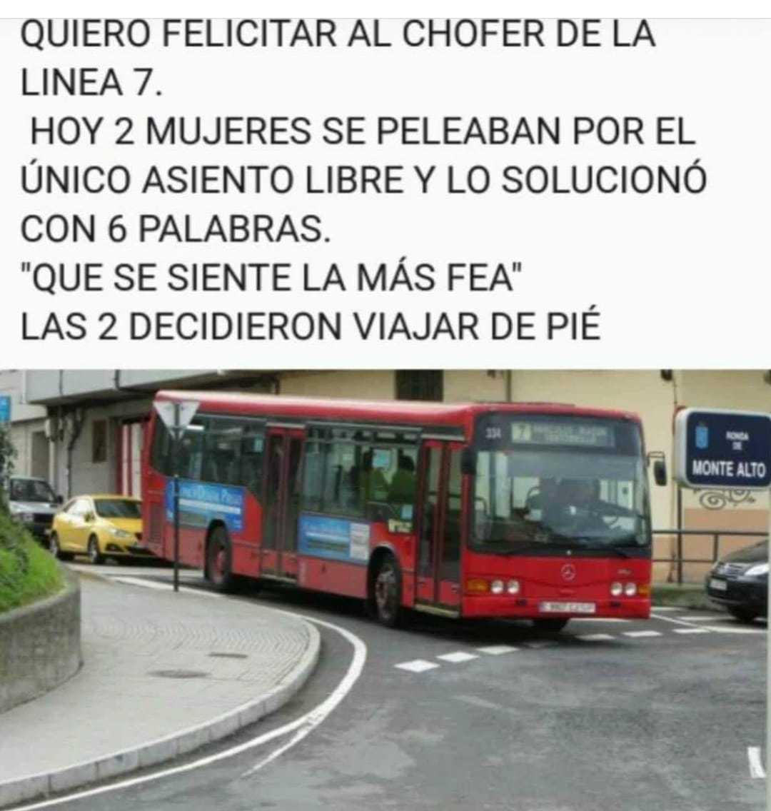 Le bus - meme