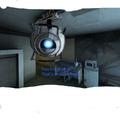 Playing Portal 2