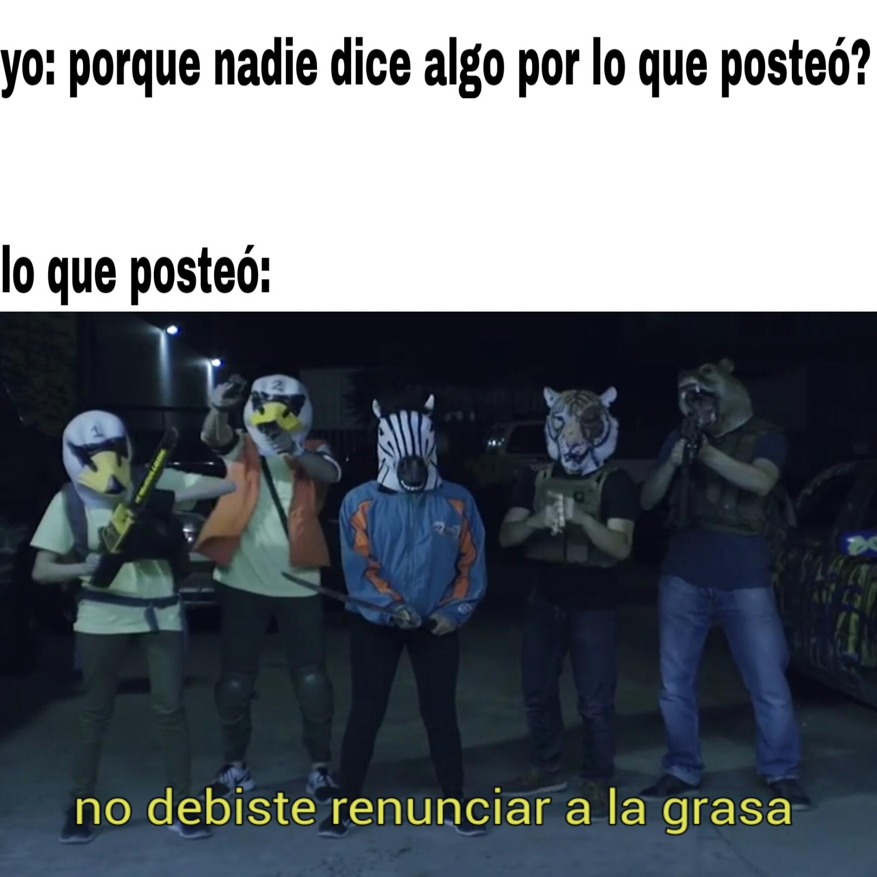 Cuidado - meme