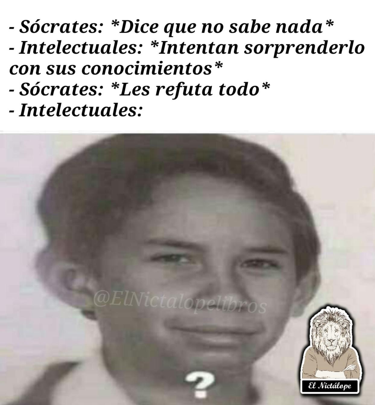 Socrates - meme