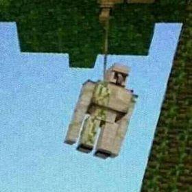 Se murieron todos los aldeanos - meme