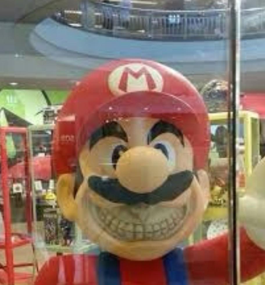 ¿Mario?? - meme