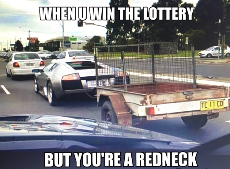 Rednecks... - meme