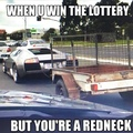Rednecks...