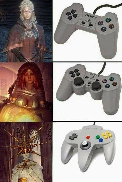 Darks souls meme