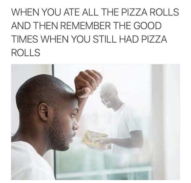 Those were the days - meme