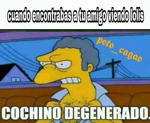 Potos - meme