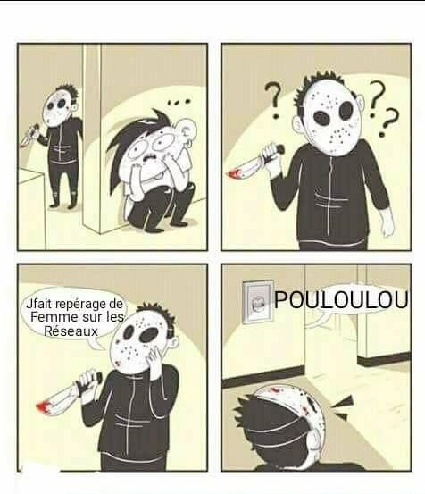 Pouloulou - meme